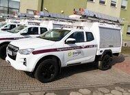 Nowe pojazdy dla pogotowia energetycznego Energi Operatora