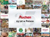 Auchan świętuje 25 lat obecności w Polsce spoglądając w przyszłość. Generacja Z i ich rodzice – wyniki badania postaw i zachowań konsumentów