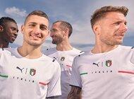 PUMA prezentuje stroje wyjazdowe uczestników Mistrzostw Europy w piłce nożnej