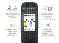 Od maja nowe etykiety w UE ułatwiające porównywanie opon – w ich opracowaniu pomogła firma Nokian Tyres