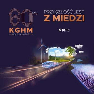 60 lat KGHM