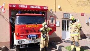 Energa i PKN ORLEN wspierają strażaków