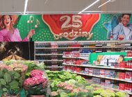 Urodzinowa oferta dla klientów Auchan –  4 tygodnie wyjątkowych okazji.  Auchan świętuje 25 lat obecności w Polsce