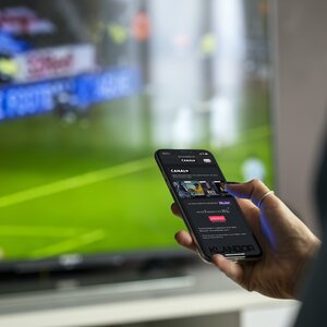 """""""Zapłać z Play""""  w serwisie CANAL+ online i ciesz się dostępem do seriali, filmów i sportu w atrakcy"""