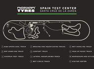 Początek testów w nowym centrum testowym Nokian Tyres w Hiszpanii