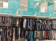 Nowe Życie by Auchan – testowy projekt  w  sklepach Auchan.  Firma wprowadza nowy model sprzedaży tekstyliów w ramach gospodarki obiegu zamkniętego