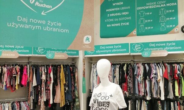 Auchan Foto 1 tekstylia