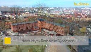 Budimex zakończył prace przy kompleksie Młyny Rothera w Bydgoszczy