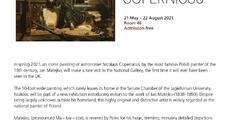 Matejko Copernicus - PRESS RELEASE - Final.pdf