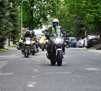 II Rajd Motocyklowy Weteranów w 3PBOT