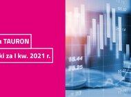 Grupa TAURON: 6,4 mld zł przychodów i 1,7 mld zł EBITDA  w pierwszym kwartale 2021 r.