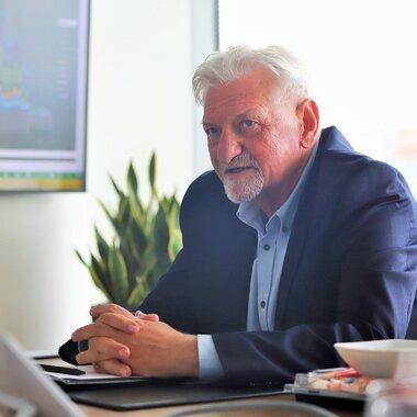 prof.  Andrzej Horban Rada Medyczna KGHM