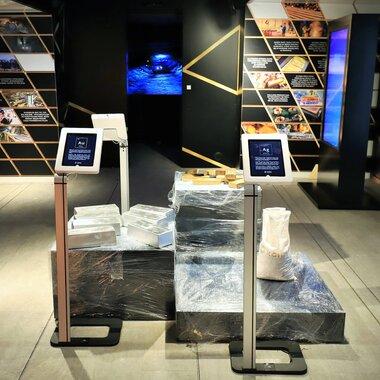 Podróże z miedzią - mobilna wystawa na 60 lat KGHM