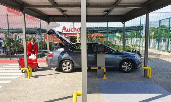 Auchan Drive Auchan Komorniki fot 2