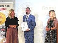 Enea nagrodzona Srebrnym Listkiem CSR tygodnika Polityka