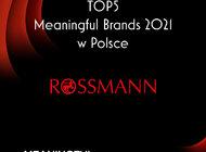 Rossmann cenioną marką przez Polaków