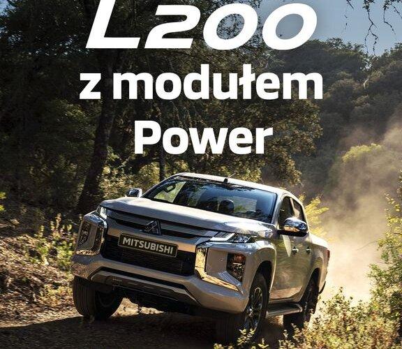 Dodaj mocy swojemu #L200! 💪 Zaprojektowany specjalnie dla #Mitsubishi L200 AT z roku modelowego 2020 i 2022 moduł Power firmy Steinbauer zapewnia aż 185 KM mocy, 502 Nm momentu obrotowego, elastyczność silnika większą o 20% i lepsze...