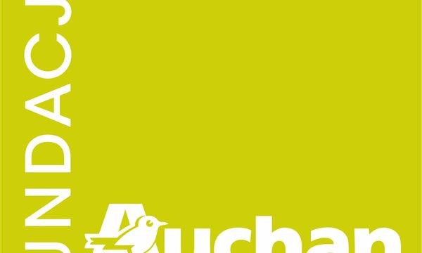 logo Fundacji Auchan