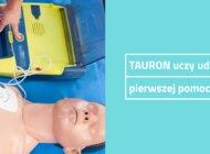TAURON przeszkoli z udzielania pierwszej pomocy przy porażeniach