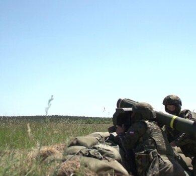 VIDEO: Pierwsze w polskim wojsku strzelanie z systemu JAVELIN