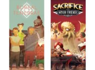 Dwa nowe tytuły w portfolio RedDeerGames