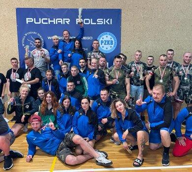 Puchar Polski Wojska Polskiego i Służb Mundurowych w Kickboxingu