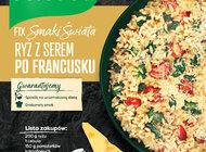 Ryż dookoła świata Poznaj kulinarne tajniki kuchni francuskiej, hiszpańskiej oraz meksykańskiej z nowymi Fixami Knorr