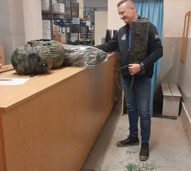 Powołanie ochotników do 12 Wielkopolskiej Brygady OT