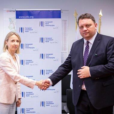 KGHM z dodatkowymi 440 milionami złotych finansowania od EBI