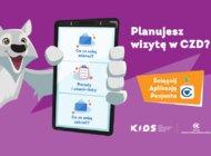 Fundacja K.I.D.S wdraża pierwszą Aplikację Pacjenta do Centrum Zdrowia Dziecka