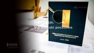 """Poczta Polska: Wielka gratka dla filatelistów. Od jutra w sprzedaży """"Księga Znaczków Pocztowych 2020"""""""