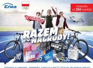 """260 nagród dla klientów od Enei w olimpijskim konkursie """"Razem po nagrody"""""""
