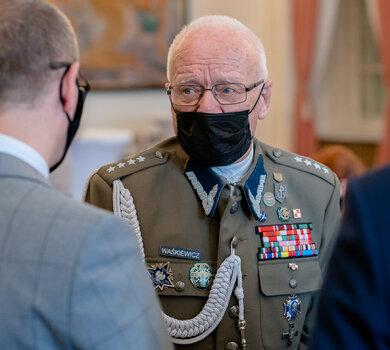 Wyróżnienie od Prezydenta RP dla żołnierzy 4WMBOT