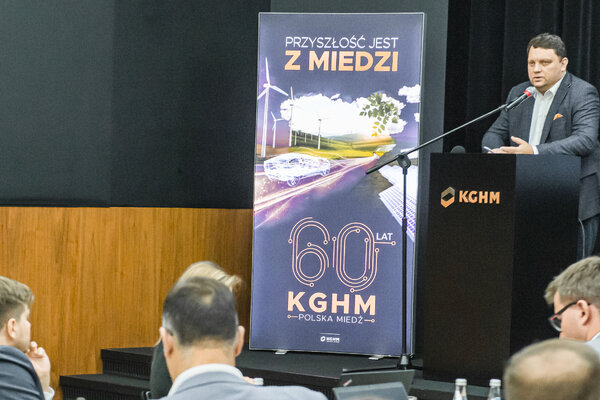 Polityka klimatyczna KGHM w Lubinie
