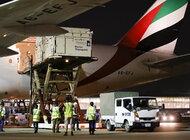 Ile lotów potrzeba na transport 247 koni z Liege do Tokio?