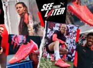 PUMA FASTER FOOTBALL: Nowy model ULTRA 1.3 w wersji dla kobiet i mężczyzn