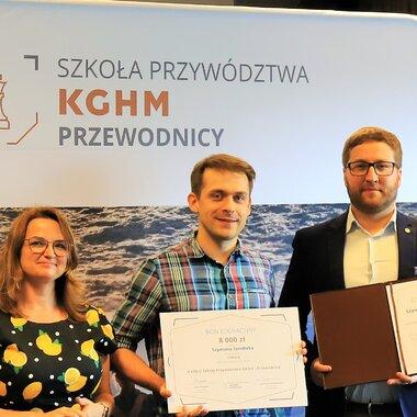 Zwycięzca kolejnej edycji Przewodników KGHM