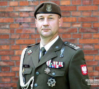 płk Piotr Hałys