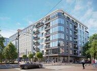 Rośnie apartamentowiec Yareal w śródmieściu Gdyni