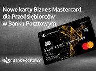 Bank Pocztowy z nową kartą Mastercard z darmowym pakietem ubezpieczenia dla przedsiębiorców