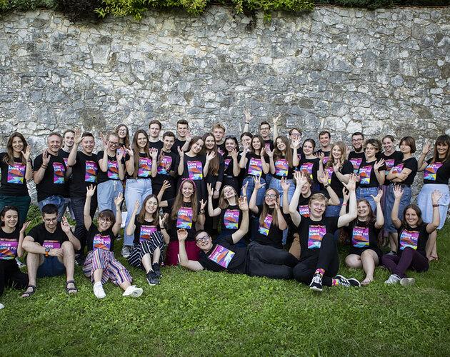 Młodzi społecznicy z okazji Światowego Dzień Młodzieży pokazują jak zmieniać świat