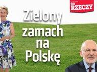 """""""Do Rzeczy"""" nr 34:  """"Zielony komunizm kontra Polska"""".  Banda ideologów cofnie nas w rozwoju o kilka dekad."""