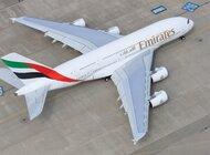 W listopadzie linie Emirates odbiorą ostatni egzemplarz A380