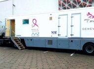 Bezpłatna mammografia w Galerii Zaspa