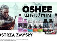 OSHEE wprowadza na rynek limitowaną serię napojów sygnowanych marką Wiedźmin
