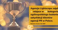 Agencja Lightscape zajęła 1_ miejsce w 11 kategoriach ogólnopolskiego badania satysfakcji klientów agencji PR w Polsce (1).png