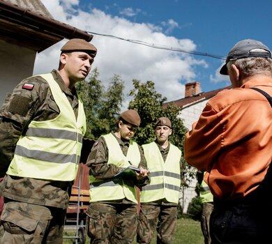 #SilneWsparcie na Lubelszczyźnie. Kodeń