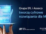 Grupa EFL i Asseco tworzą cyfrowe rozwiązania dla MŚP
