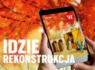 e-Wprost nr 36 (85): Idzie rekonstrukcja, Wałęsa boi się o żonę, niewypał Hołowni, Cimoszewicz o stanie wyjątkowym, Biden i Nord Stream 2.