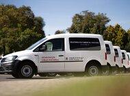 VWFS bezpłatnie użyczył 20 samochodów  kolejnym Ochotniczym Strażom Pożarnym